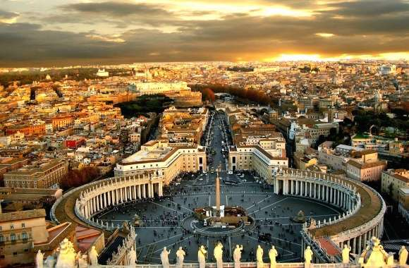 Rome vatican san paolo place italy wallpapers hd quality