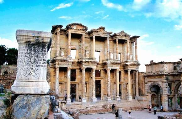Ruines in turkey