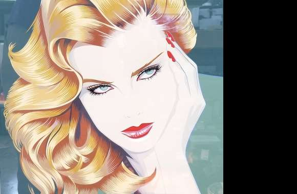 Serigraph Blonde wallpapers hd quality