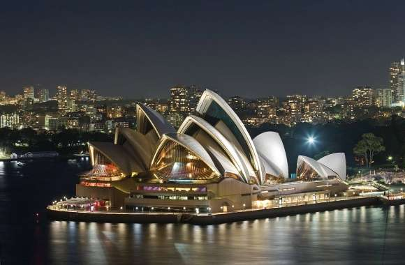 Sidney opera house australia wallpapers hd quality