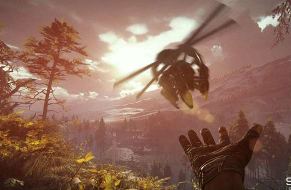 Sniper 3 Ghost Warrior Drone