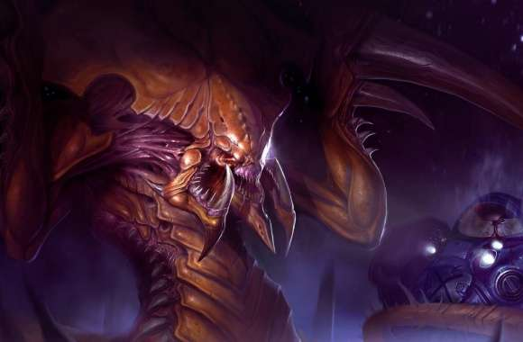 StarCraft II Heart Of The Swarm wallpapers hd quality