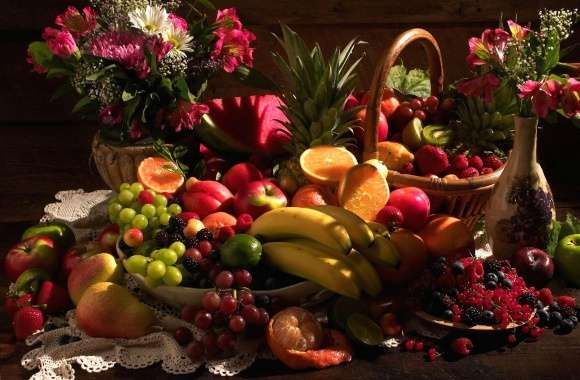 Still life fruits wallpapers hd quality