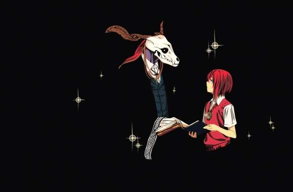The Ancient Magus Bride wallpapers hd quality