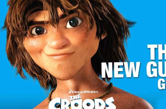 The croods guy wallpapers hd quality