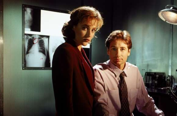 The X Files wallpapers hd quality