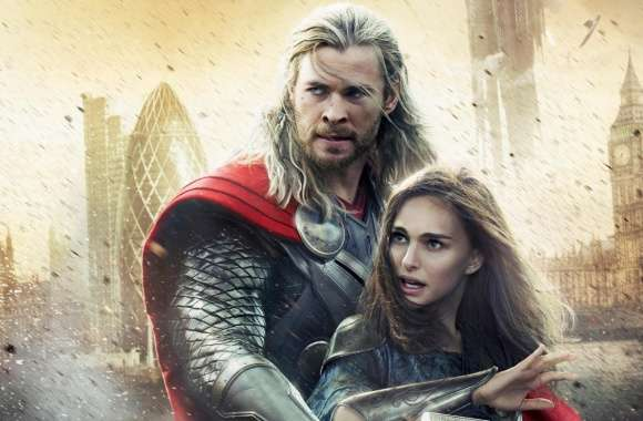 Thor The Dark World Movie 2013 wallpapers hd quality