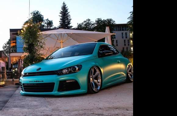 VW Scirocco wallpapers hd quality