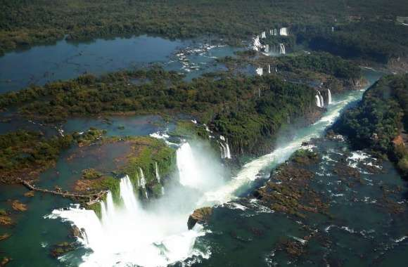 Waterfalls Of The World 4