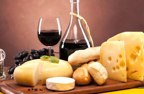 Wine and cheese wallpapers hd quality