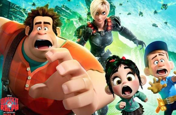 Wreck it ralph wallpapers hd quality