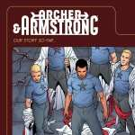 Archer and Armstrong wallpapers for desktop