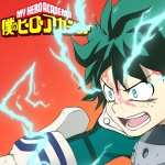 My Hero Academia full hd