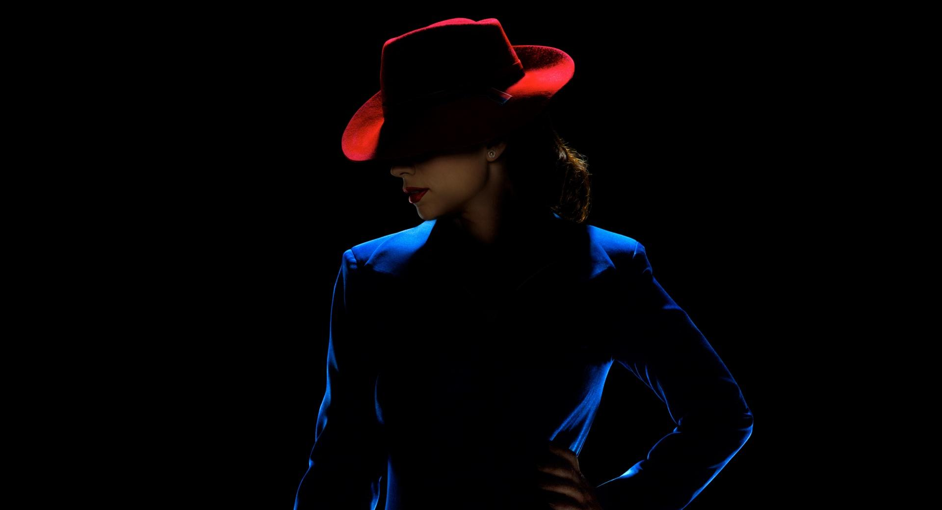 Agent Carter Red Hat wallpapers HD quality