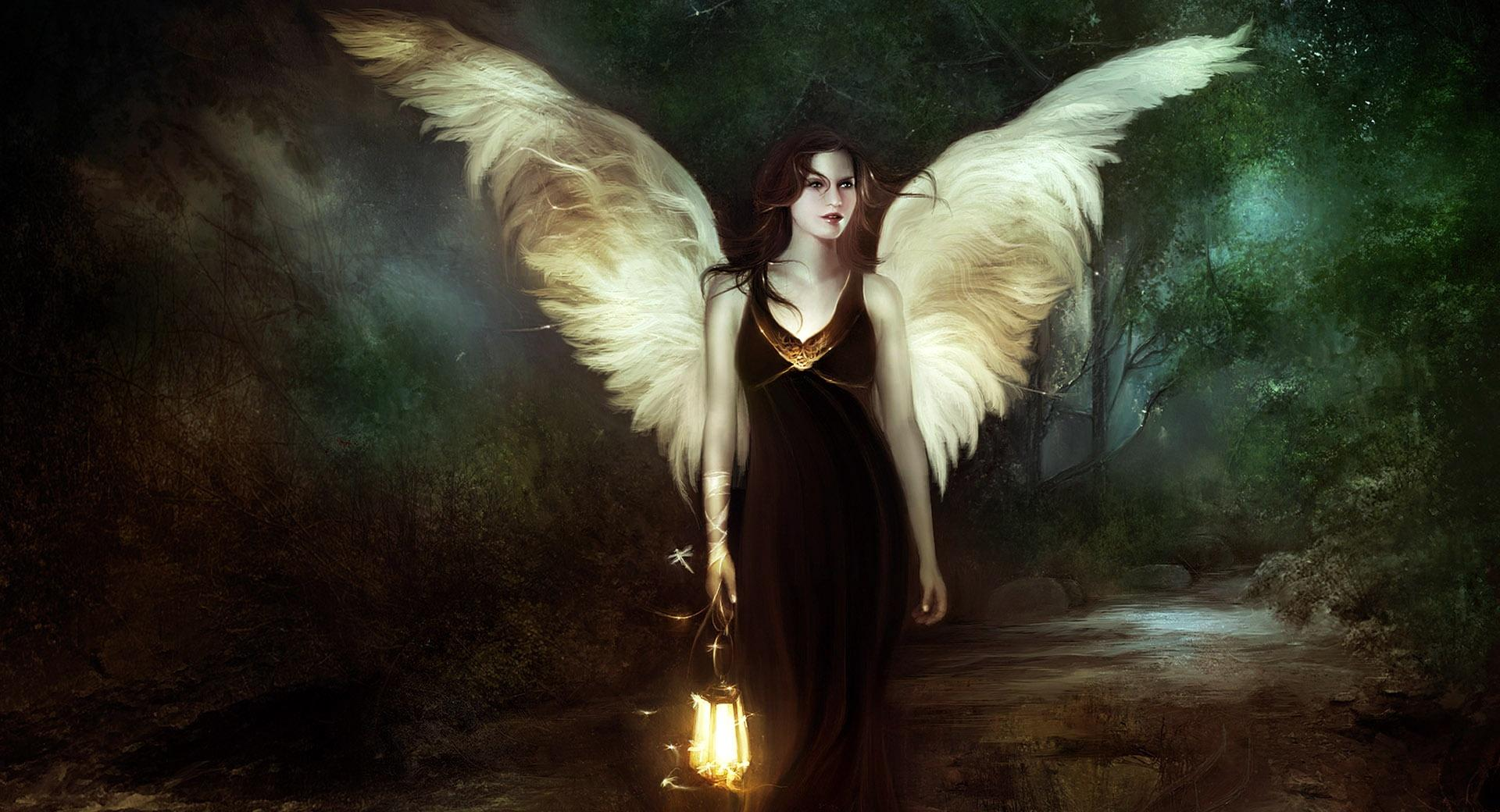 Angel Of The Night wallpapers HD quality