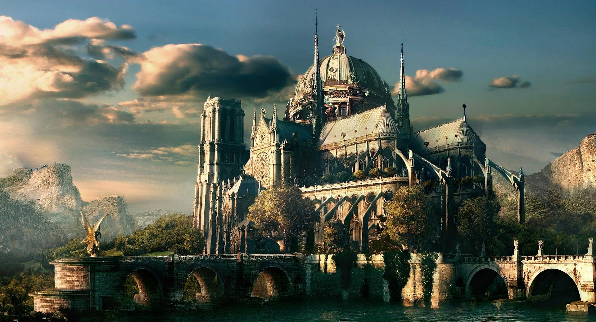 Angels Castle wallpapers HD quality