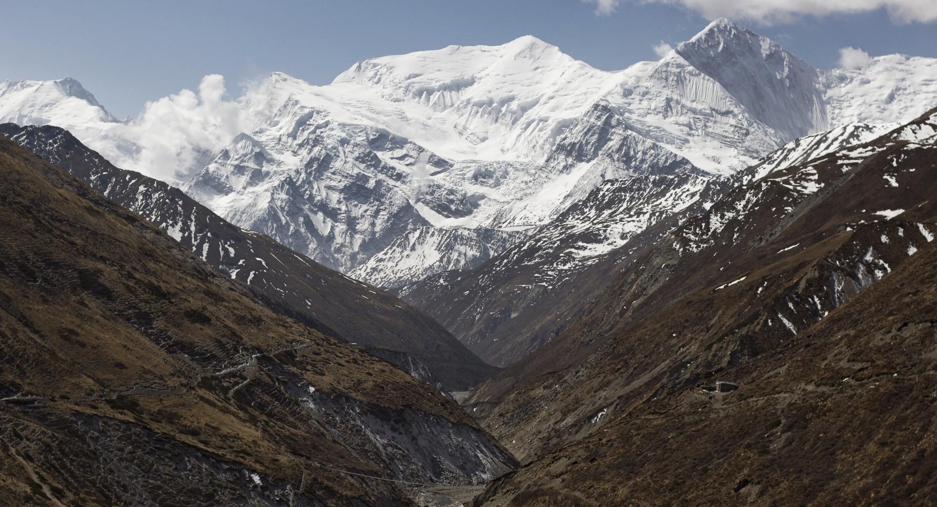 Annapurna Range wallpapers HD quality