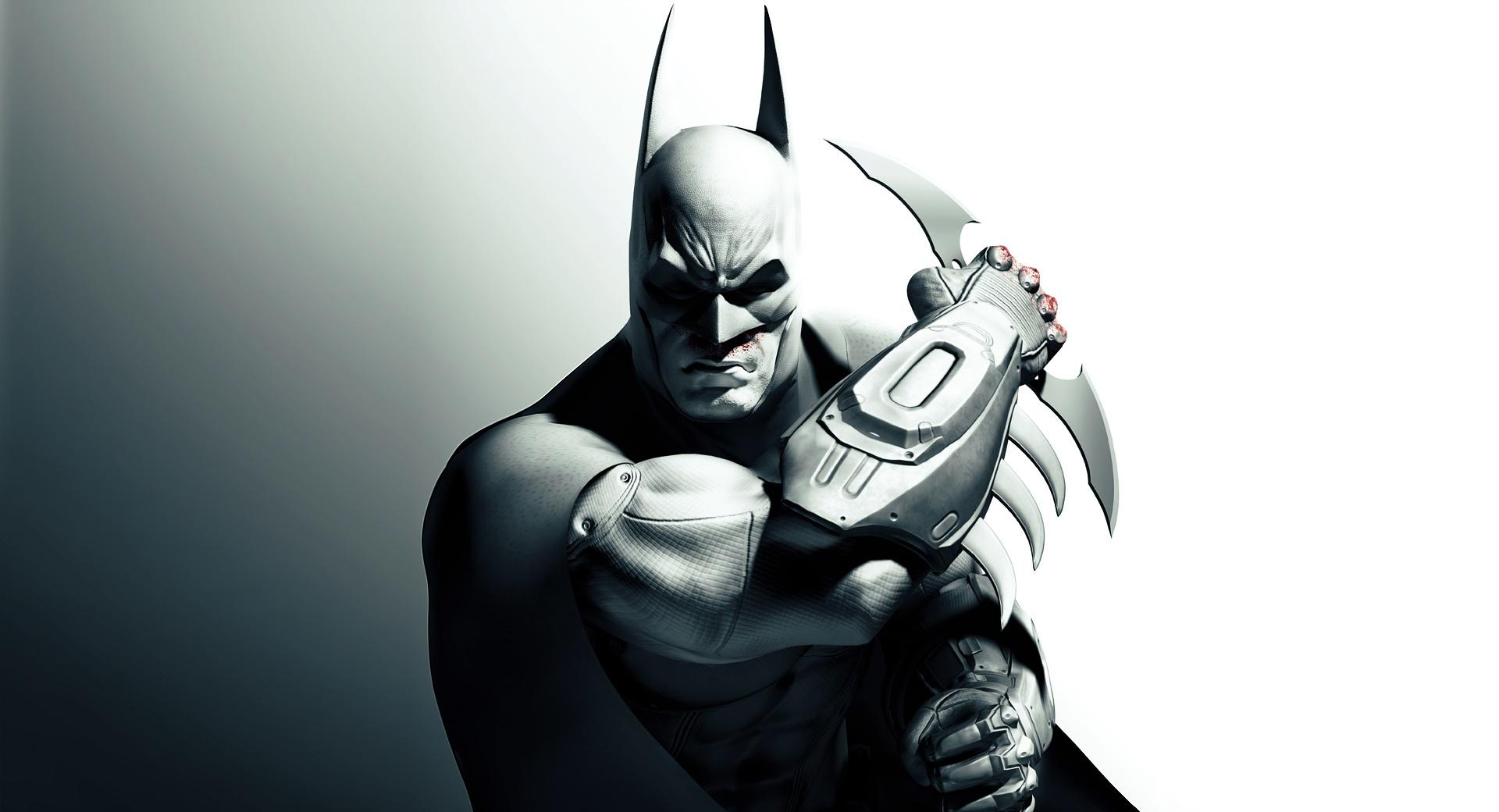 Arkham City - The Dark Knight wallpapers HD quality