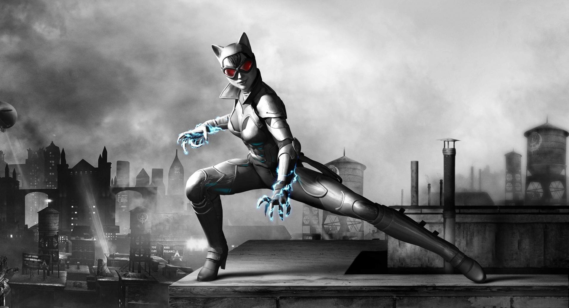 Batman Arkham City Armored Edition - Catwomen wallpapers HD quality