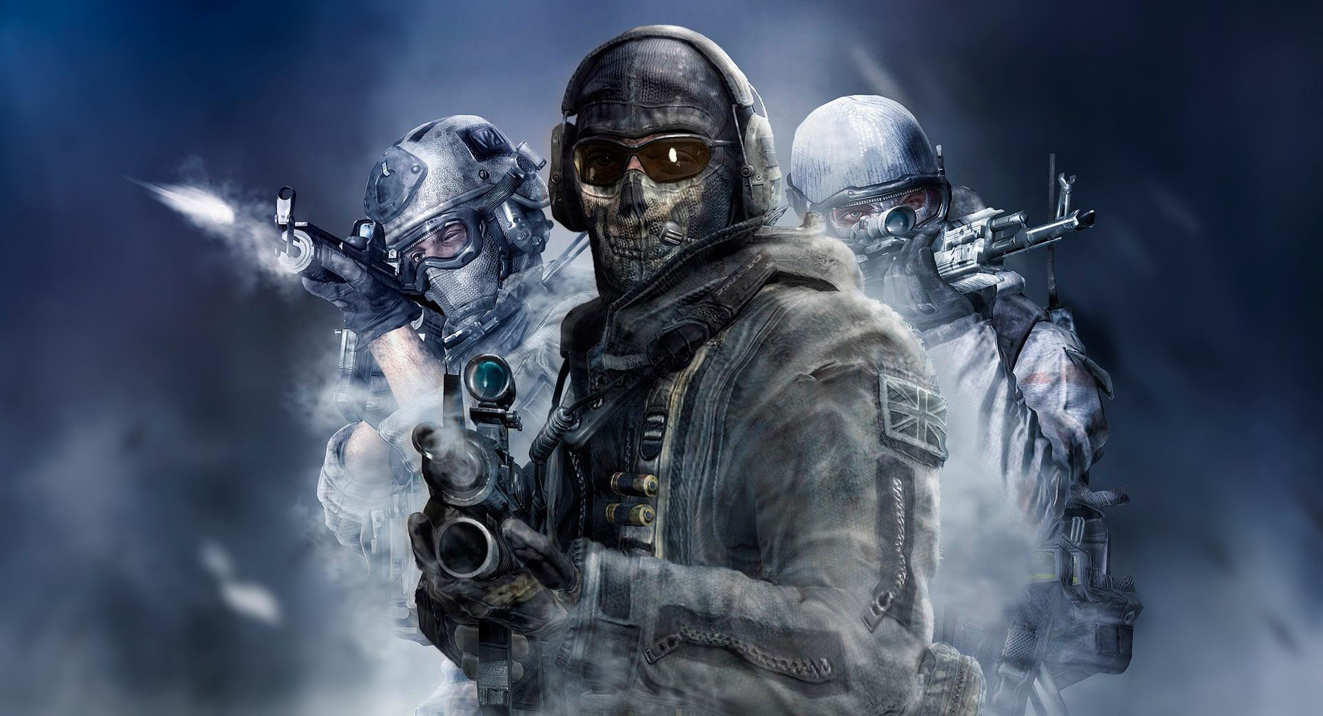Call of Duty - Modern Warfare wallpapers HD quality