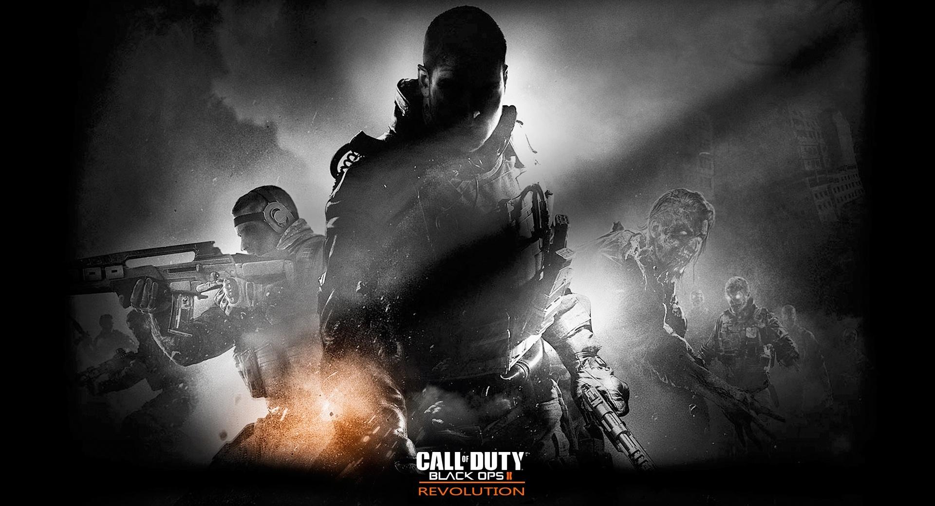 Call Of Duty Black Ops 2 Revolution wallpapers HD quality