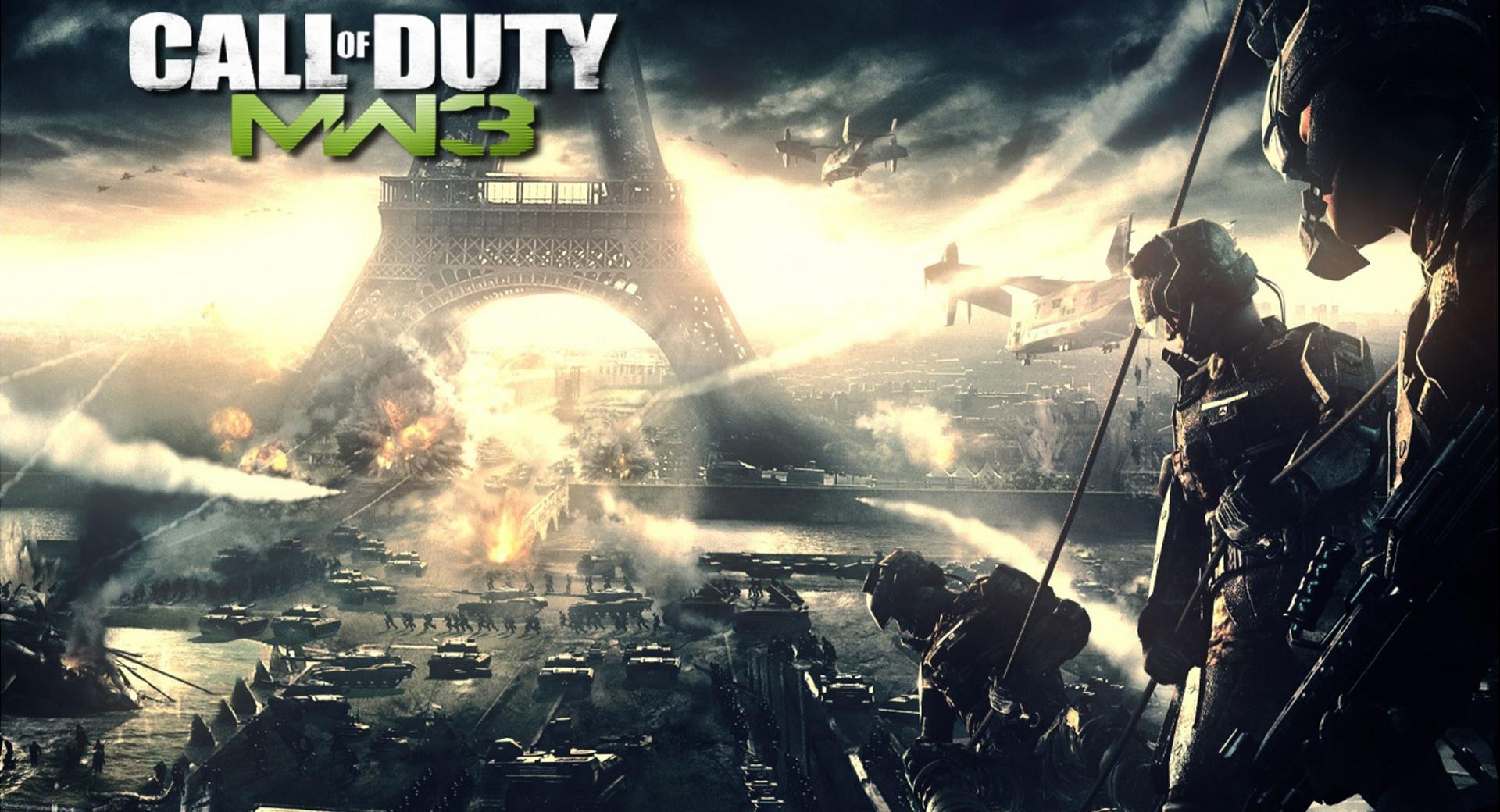 Call Of Duty MW 3 wallpapers HD quality