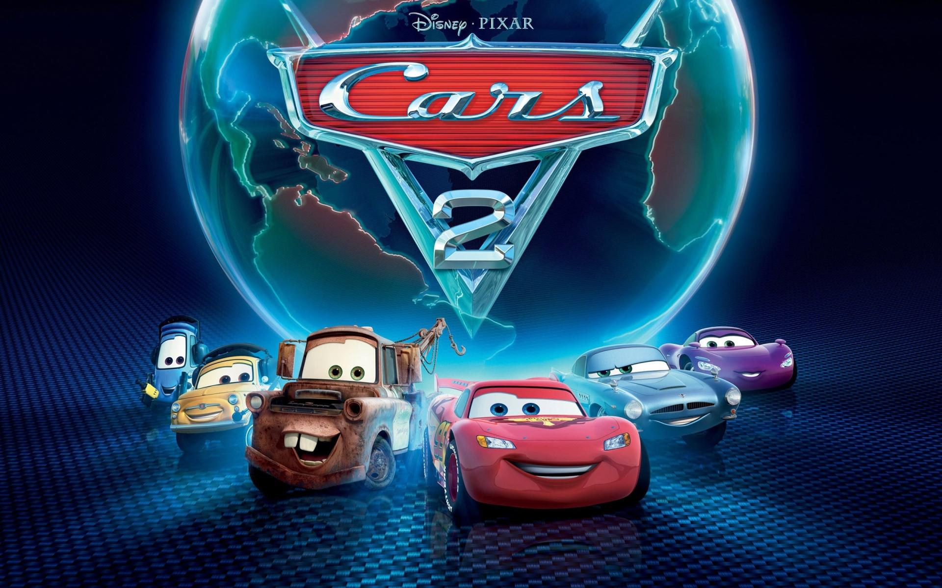 Cars 2 wallpapers HD quality