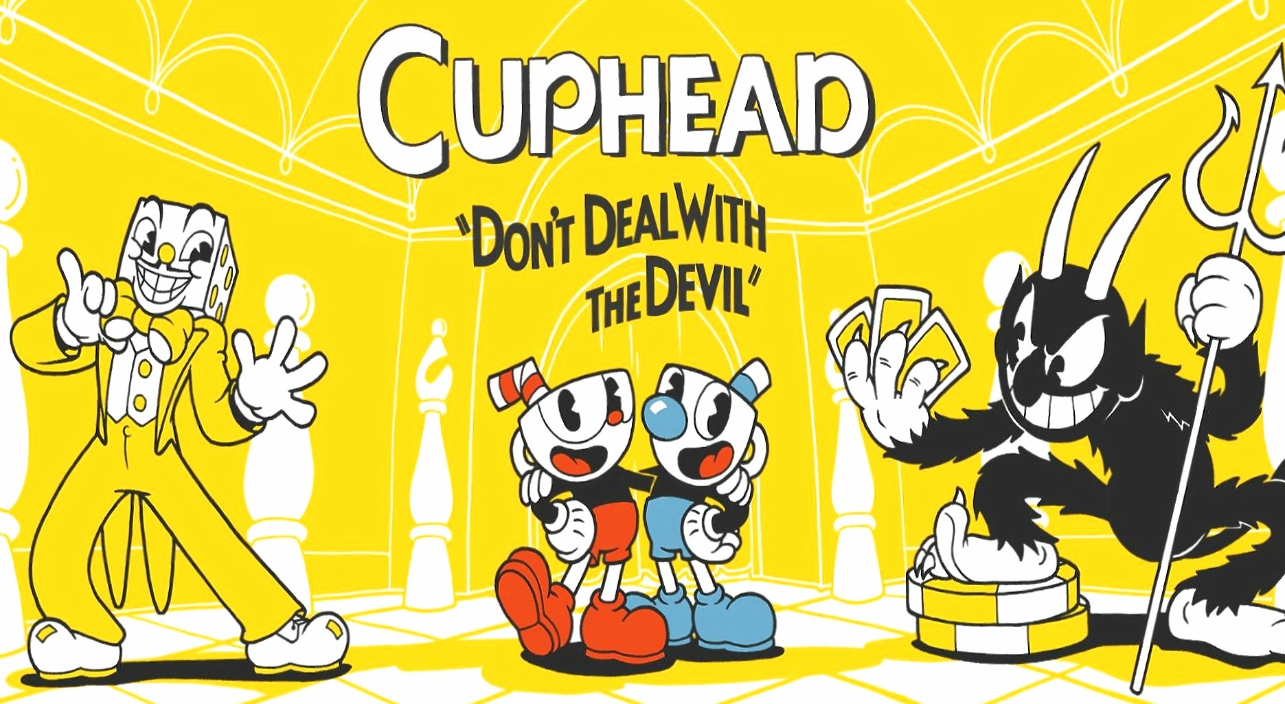 Cuphead wallpapers HD quality