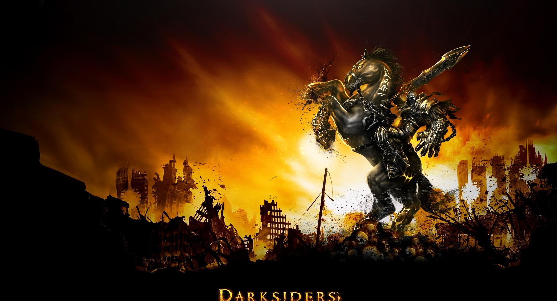 Darksiders Your Last Days wallpapers HD quality