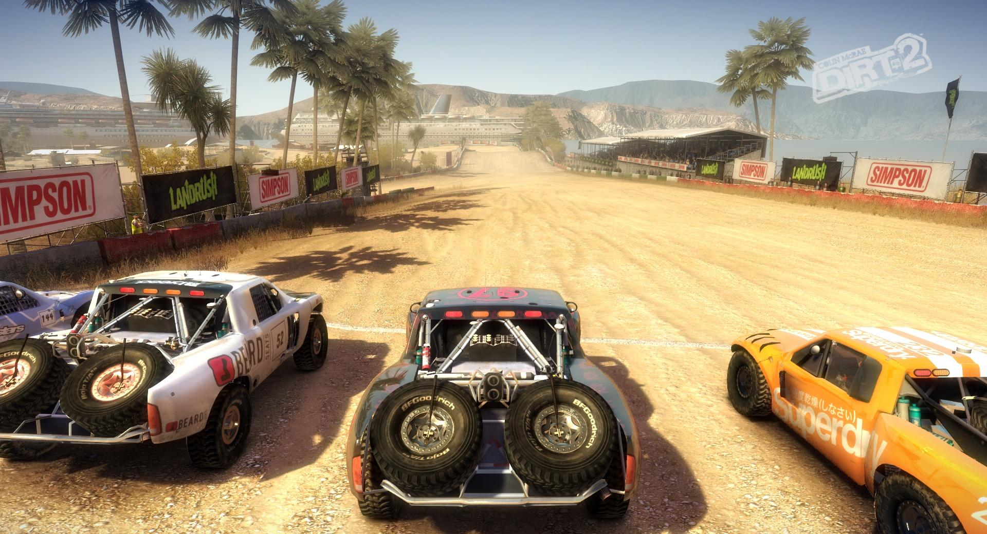Dirt 2 Game wallpapers HD quality