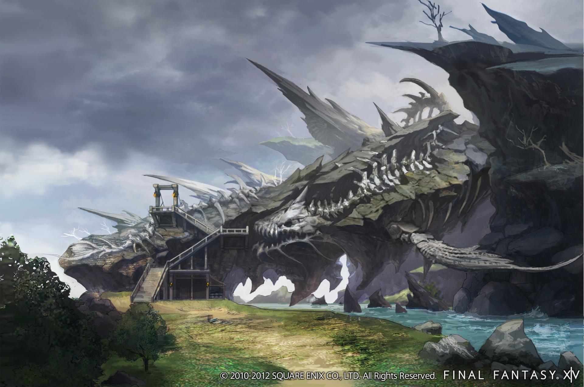 Final Fantasy XIV A Realm Reborn wallpapers HD quality