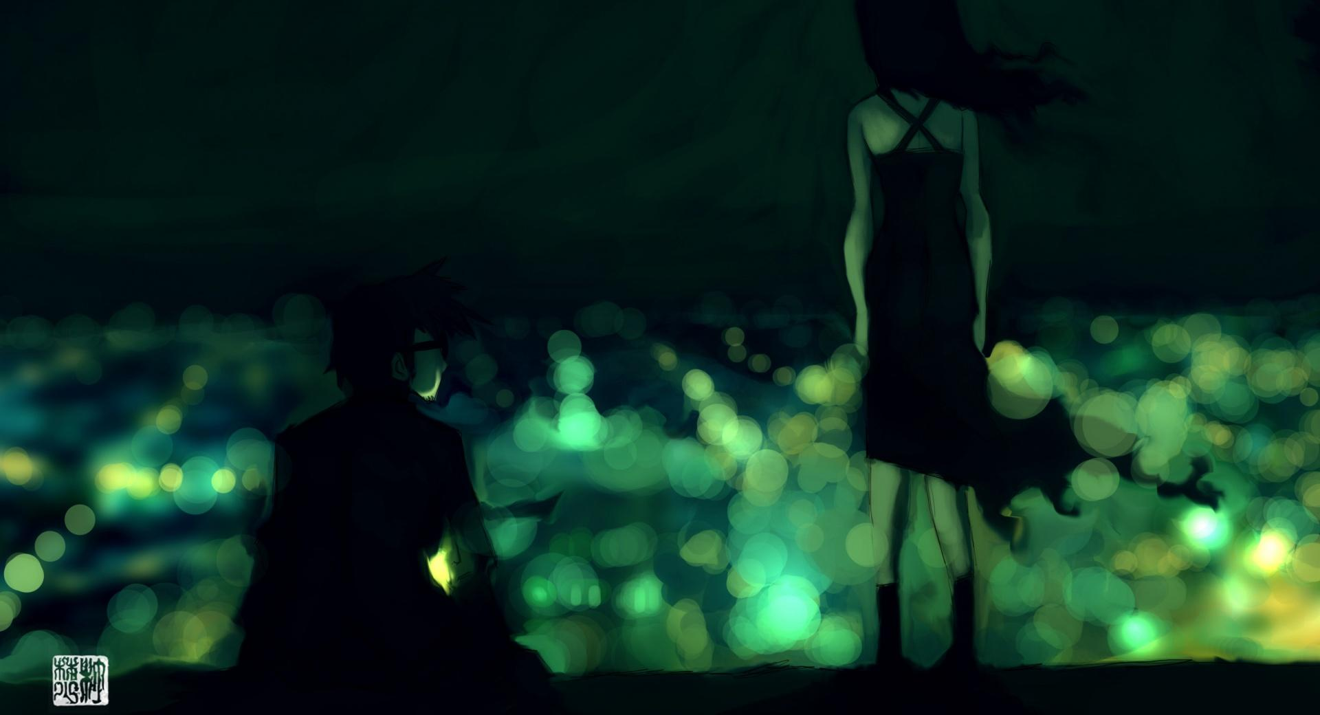 Girl And Boy Anime wallpapers HD quality