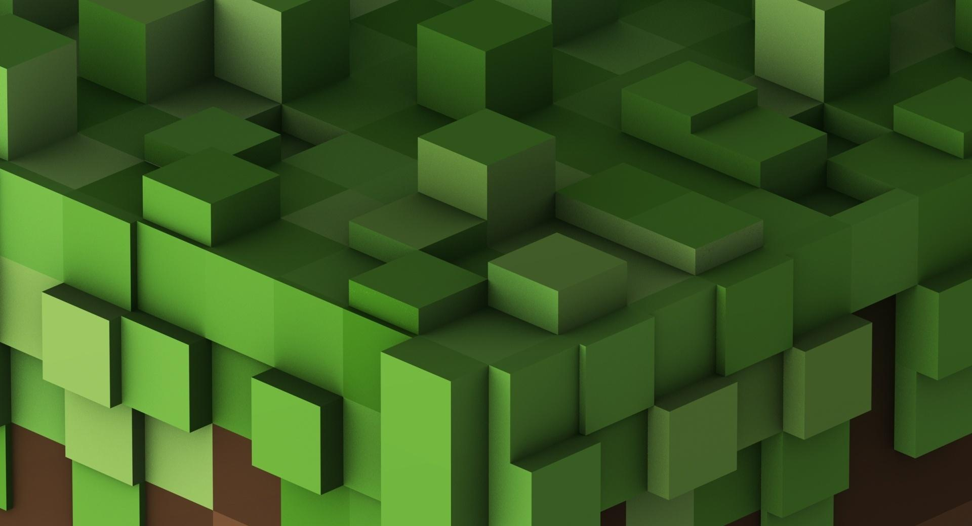 Grass Block wallpapers HD quality