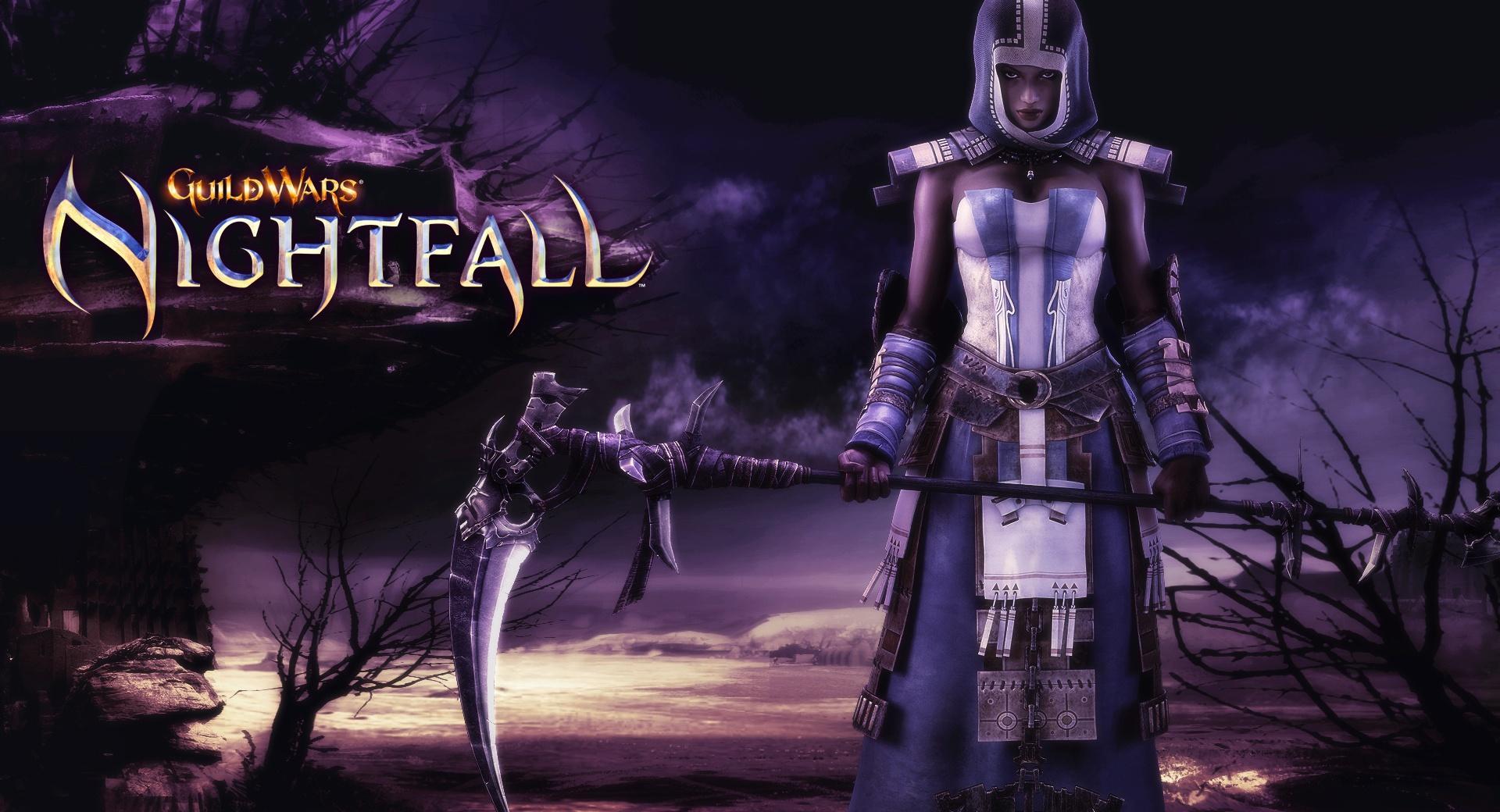 Guild Wars Nightfall - Dervish wallpapers HD quality