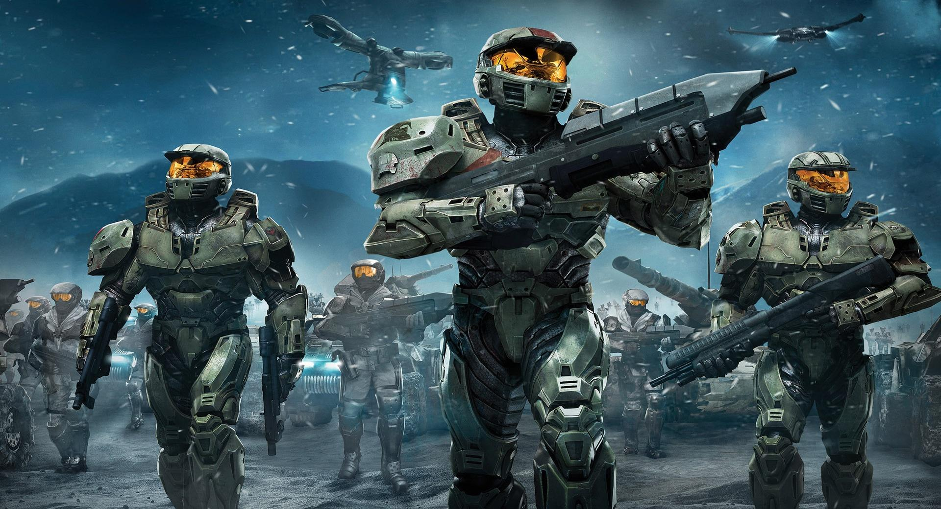 Halo Troopers PS3 wallpapers HD quality