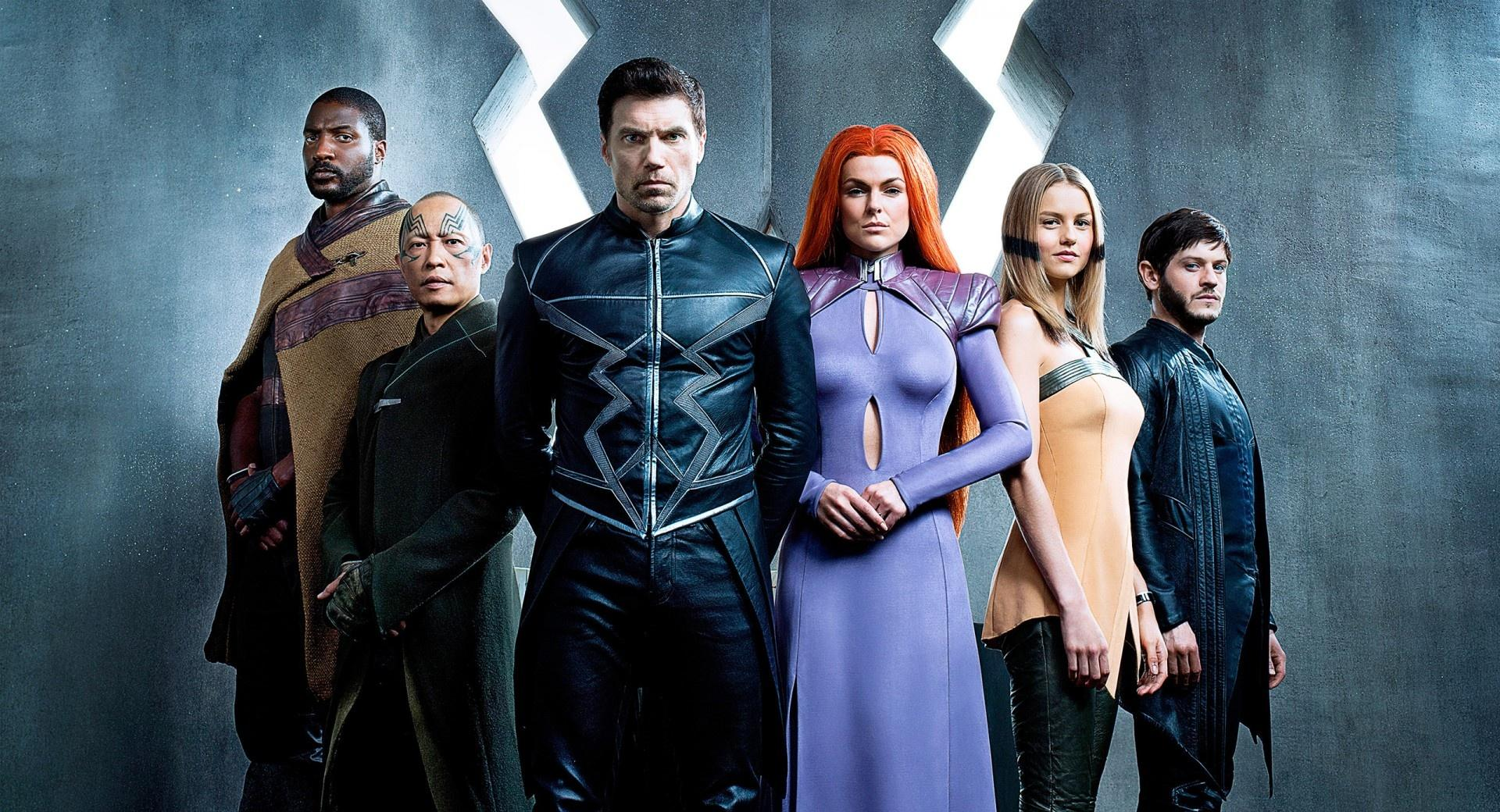 Inhumans 2017 wallpapers HD quality