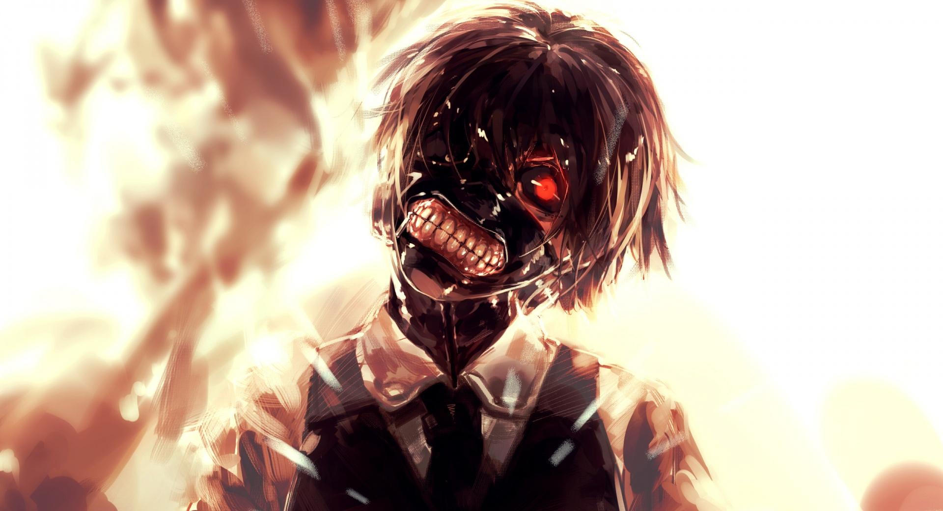 Kaneki Mask wallpapers HD quality