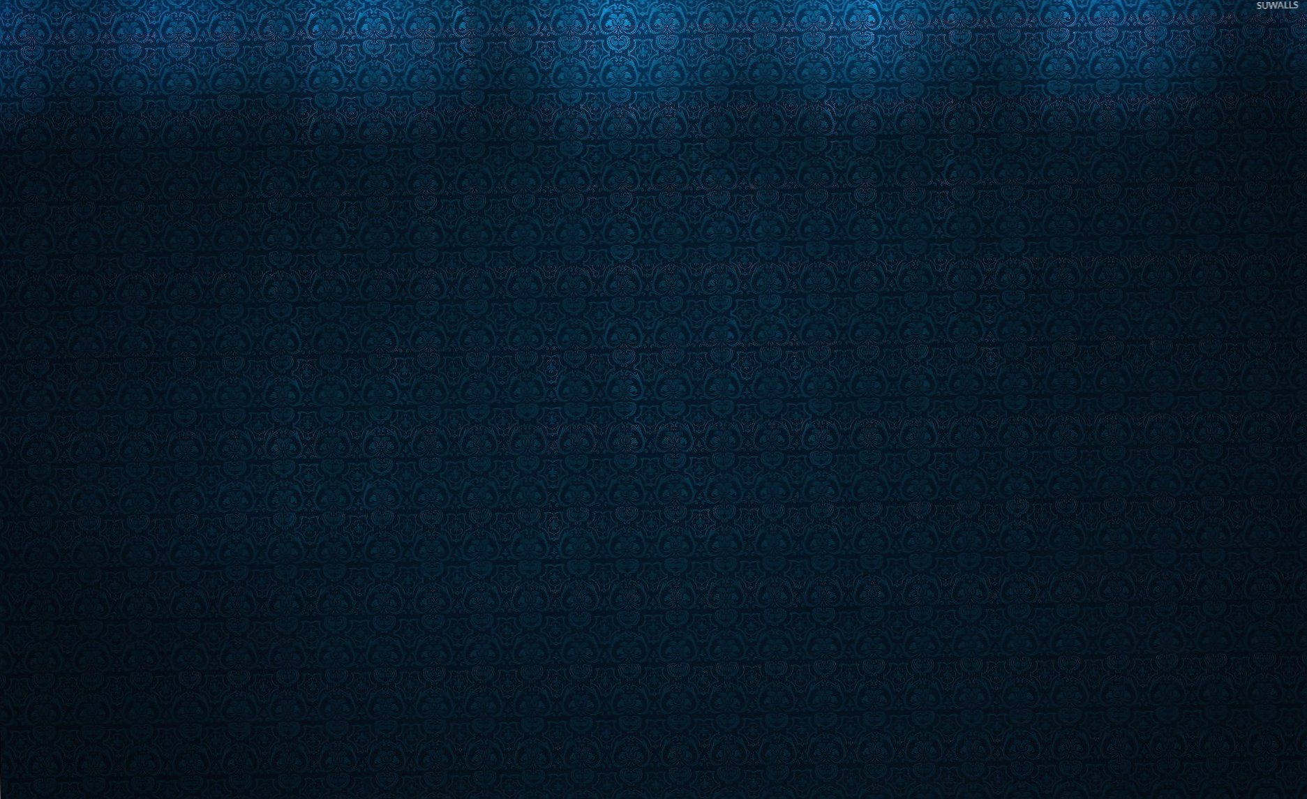 Lights on the blue pattern wall wallpapers HD quality