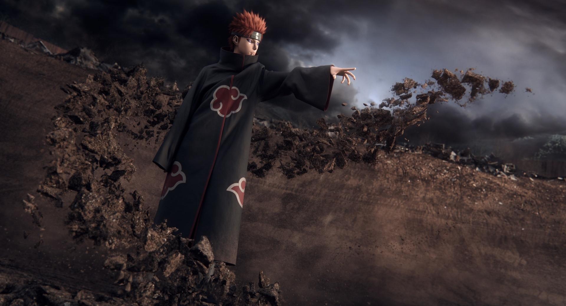 Naruto Shinra Tensei wallpapers HD quality