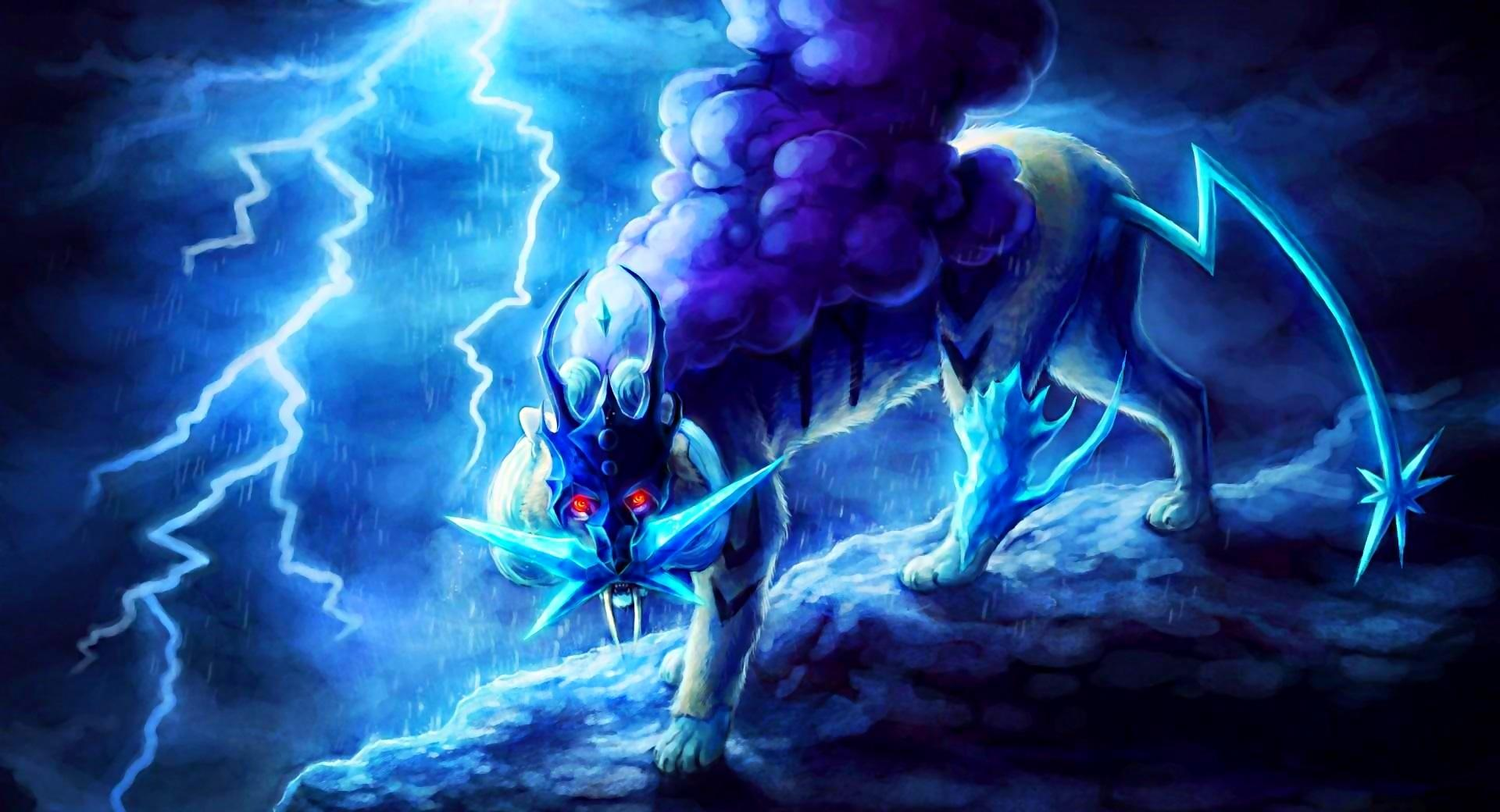 Pokemon Suicune wallpapers HD quality