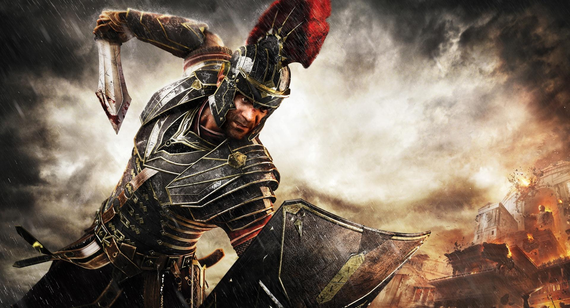 Ryse Son of Rome Marius Titus wallpapers HD quality