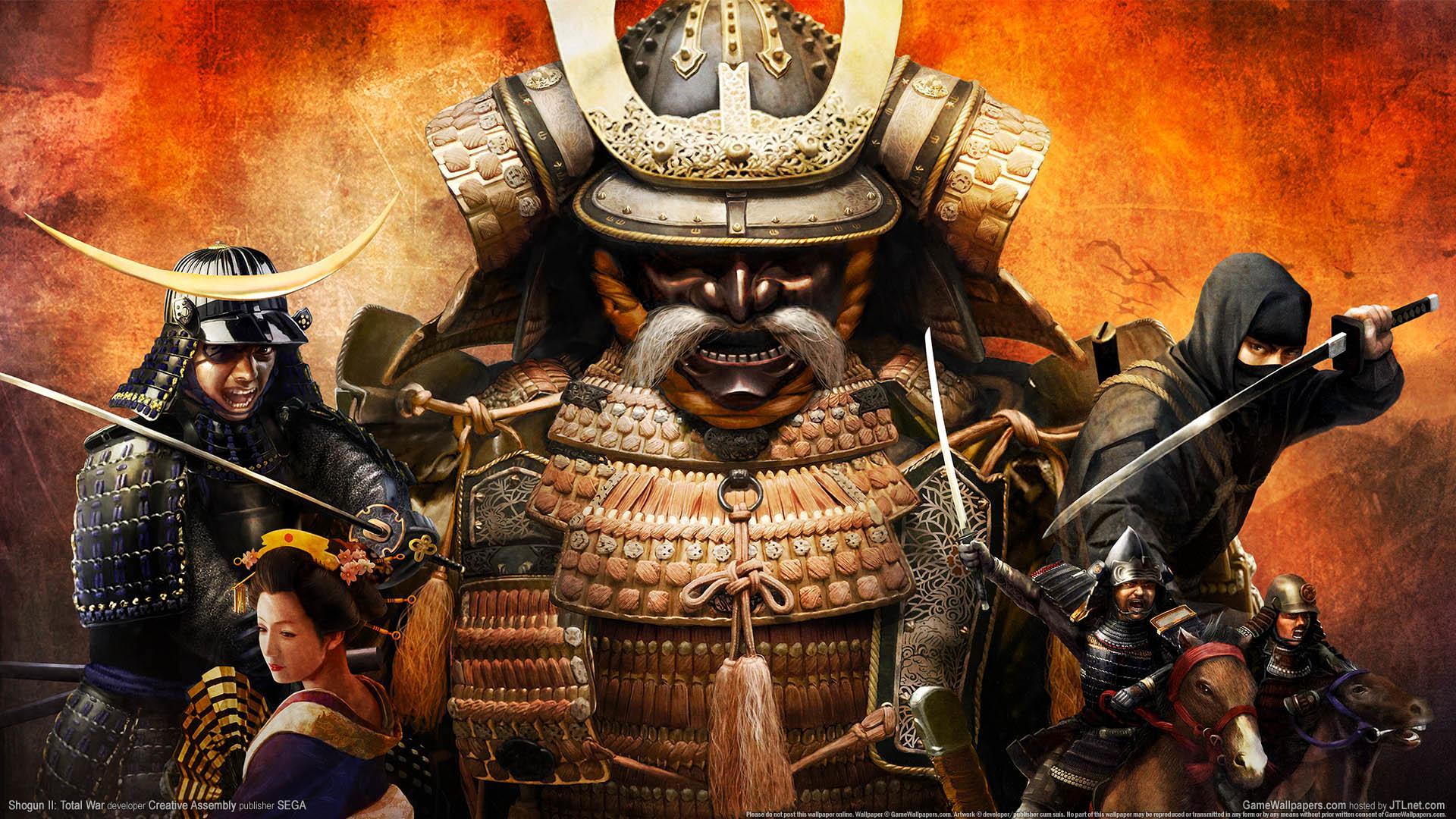 Shogun Total War wallpapers HD quality