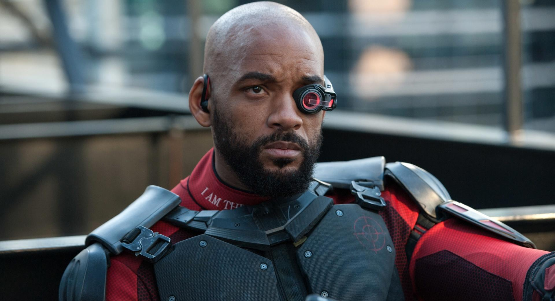 Suicide Squad, Will Smith as Deadshot wallpapers HD quality
