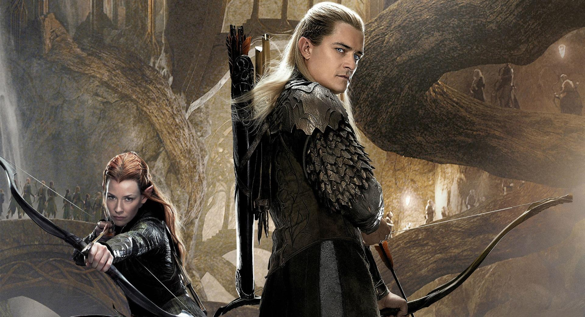 Tauriel and Legolas wallpapers HD quality