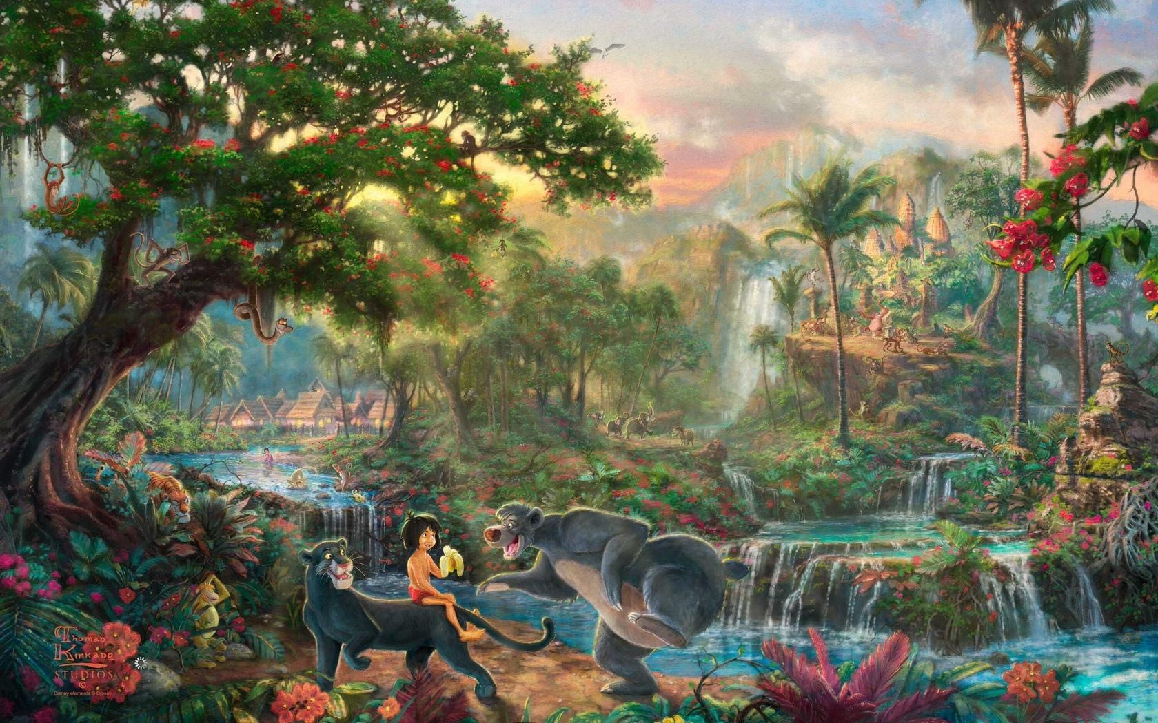 The Jungle Book wallpapers HD quality