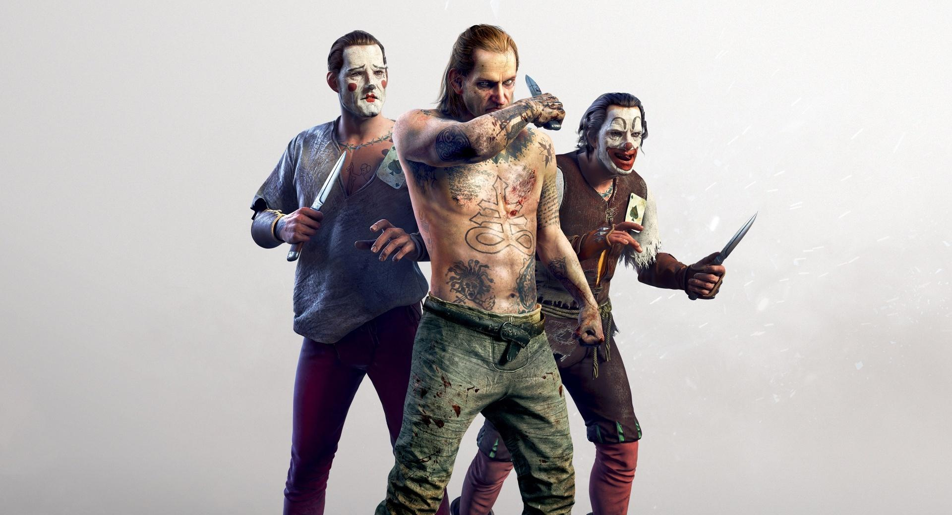 The Witcher 3 Wild Hunt Joker Gang wallpapers HD quality