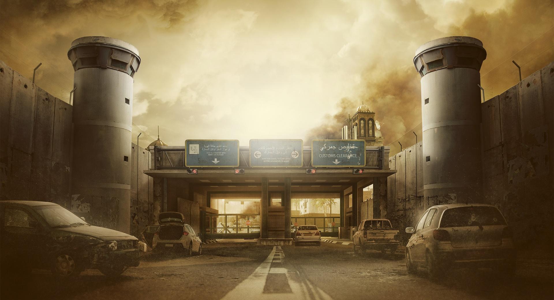 Tom Clancys Rainbow Six Siege Dust Line wallpapers HD quality