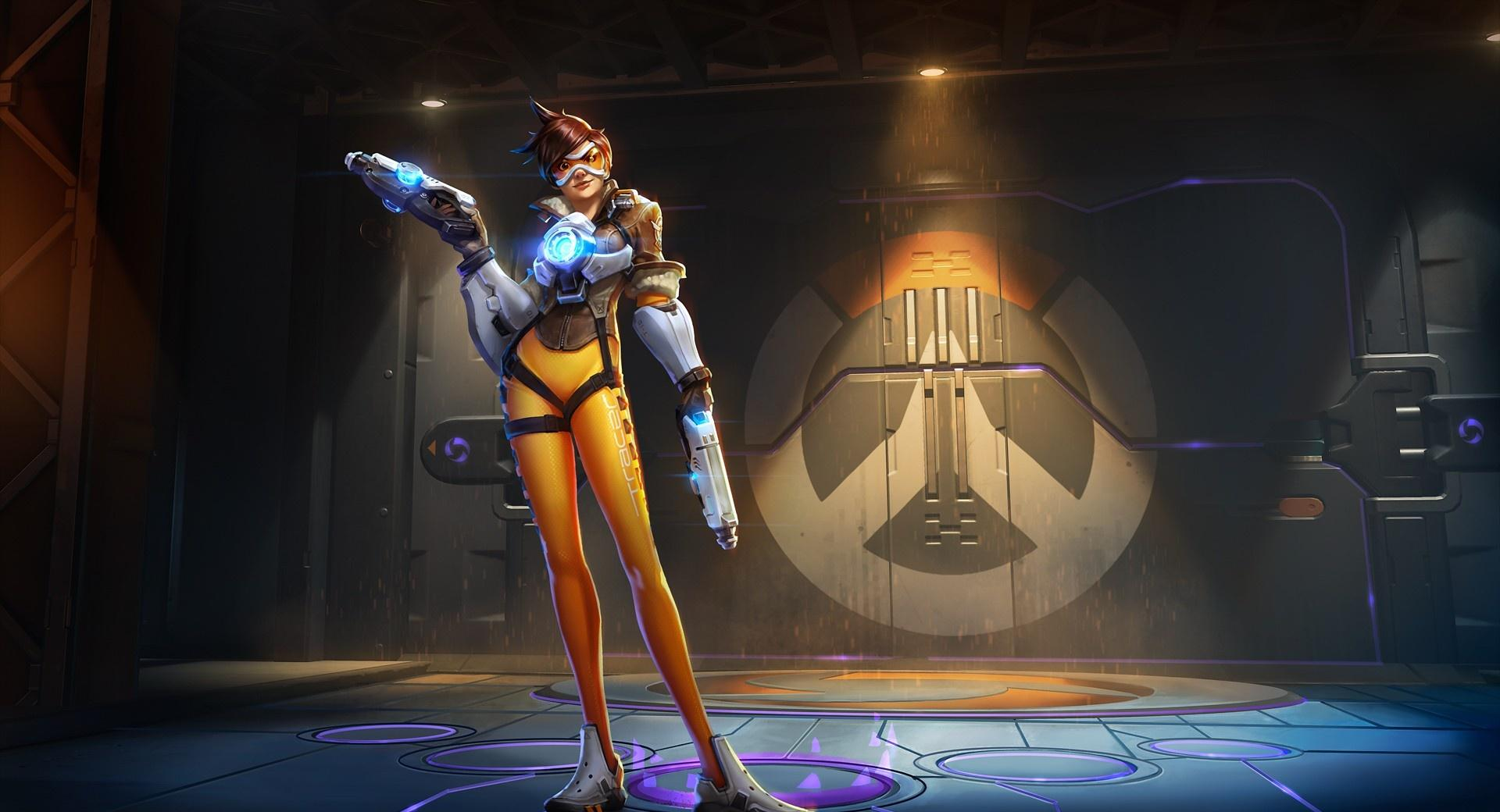 Tracer Overwatch wallpapers HD quality