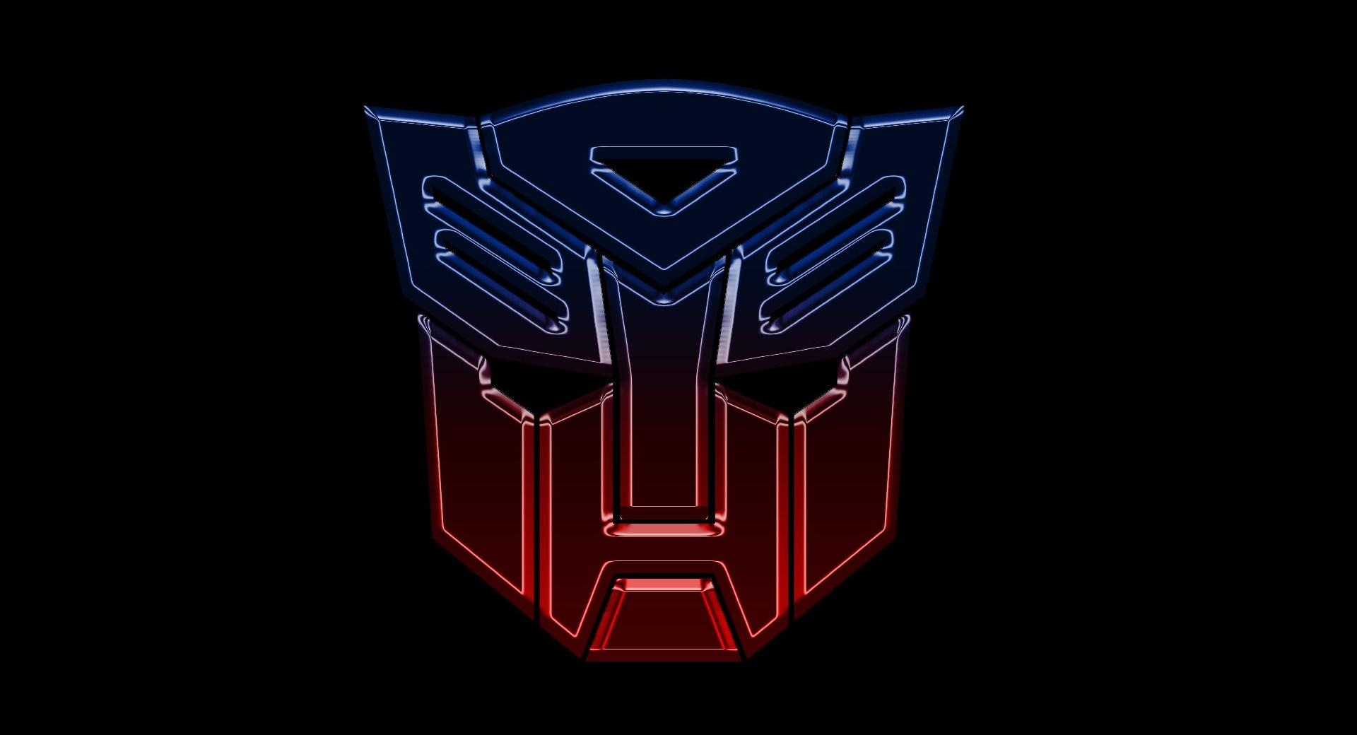 Transformers Autobots Logo Widescreen at 640 x 1136 iPhone 5 size wallpapers HD quality