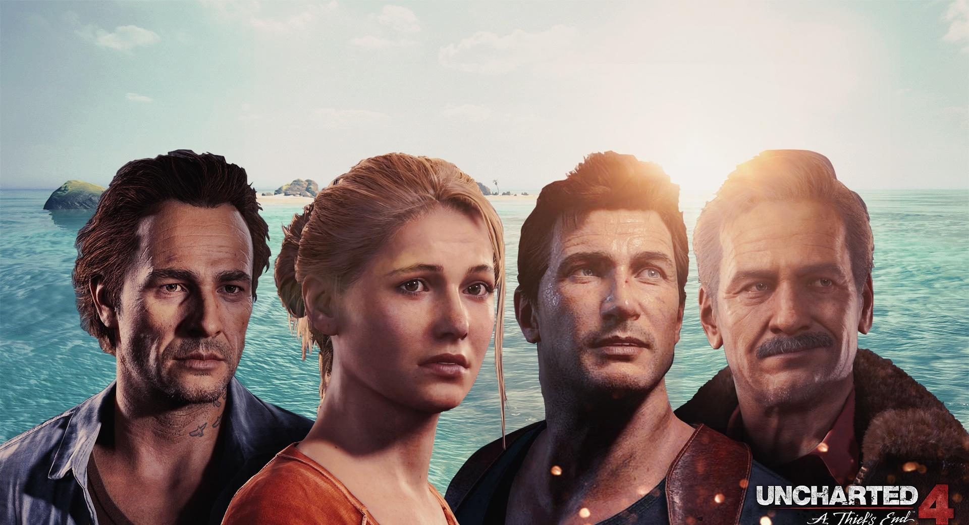 Uncharted 4 wallpapers HD quality